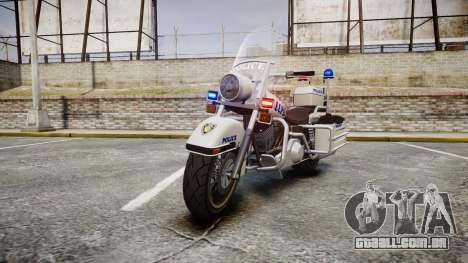 GTA V Western Sovereign LCPD [ELS] para GTA 4