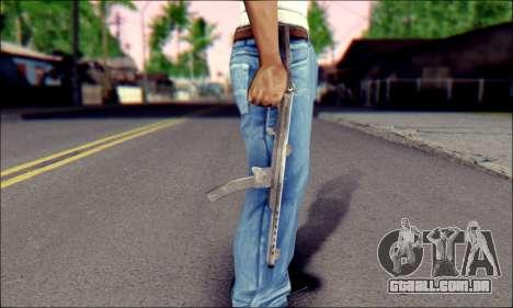 Arma Sudeva para GTA San Andreas terceira tela
