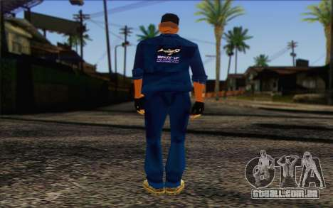 Triada from GTA Vice City Skin 1 para GTA San Andreas segunda tela