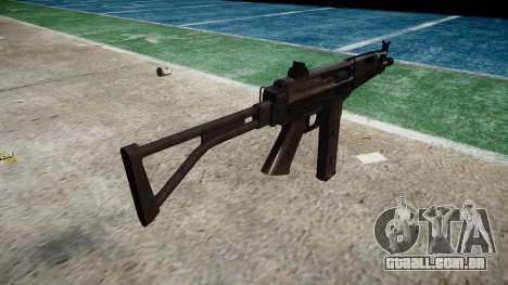 Arma da Taurus MT-40 buttstock2 icon3 para GTA 4 segundo screenshot