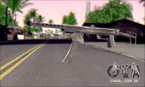 Arma Sudeva para GTA San Andreas