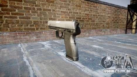 Pistola Taurus 24-7 de titânio icon2 para GTA 4 segundo screenshot
