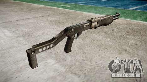 Ружье Franchi SPAS-12 Fantasmas para GTA 4 segundo screenshot