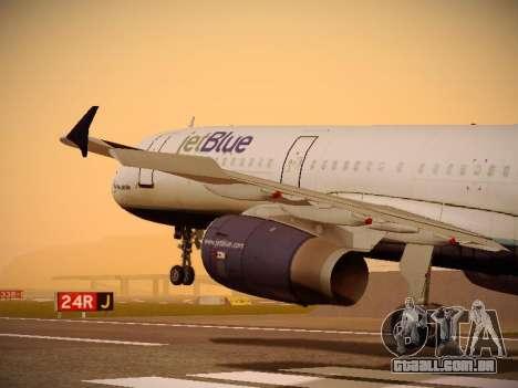 Airbus A321-232 jetBlue Whole Lotta Blue para GTA San Andreas