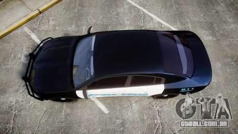 Dodge Charger 2015 City of Liberty [ELS] para GTA 4 vista direita