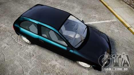 Chevrolet Corsa Classic 1.4 para GTA 4 vista direita
