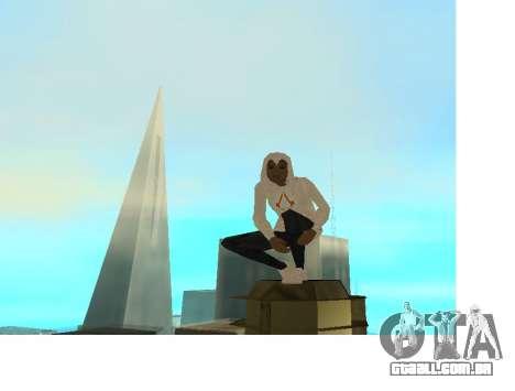 Assassinka para GTA San Andreas por diante tela