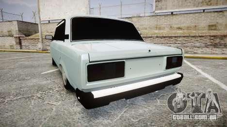 VAZ-21054 para GTA 4 traseira esquerda vista