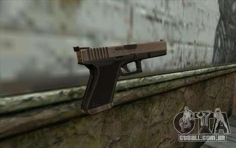 Glock from Half - Life Paranoia para GTA San Andreas segunda tela
