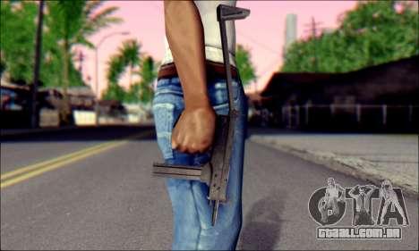 PP Cunha para GTA San Andreas terceira tela