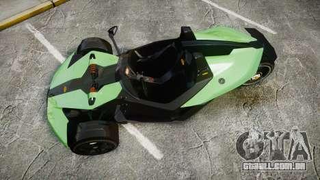 KTM Ducati para GTA 4 vista direita