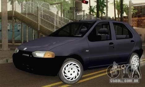 Fiat Palio EDX 1997 para GTA San Andreas