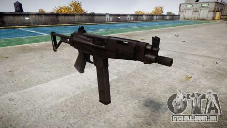 Arma da Taurus MT-40 buttstock2 icon3 para GTA 4