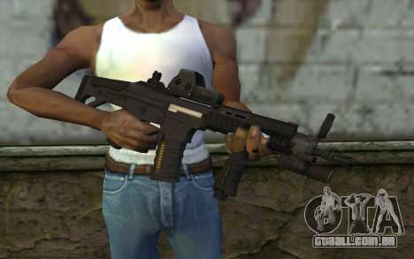 LK-05 v3 para GTA San Andreas terceira tela