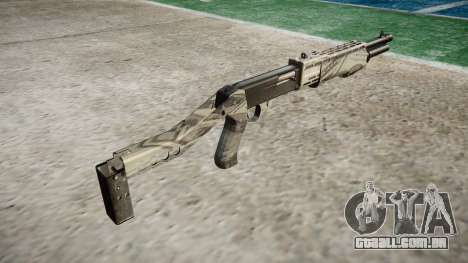 Ружье Franchi SPAS-12 Benjamins para GTA 4 segundo screenshot