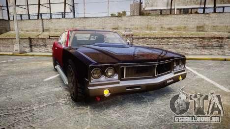Declasse Sabre GT para GTA 4