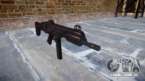 Arma SMT40 com bunda icon1 para GTA 4