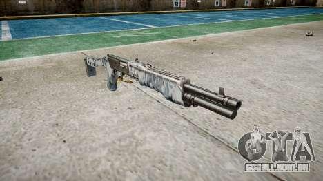 Ружье Franchi SPAS-12 Crânios para GTA 4