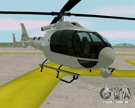 Maibatsu Frogger V1.0 para GTA San Andreas traseira esquerda vista