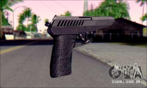 SR-1 Gyurza para GTA San Andreas segunda tela