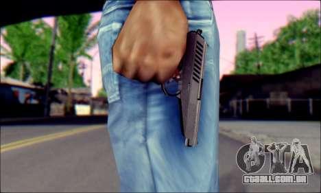 SR-1 Gyurza para GTA San Andreas terceira tela