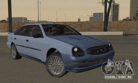 Ford Sierra Scorpion 4x4 RS Cosworth para GTA San Andreas