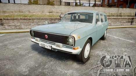 GÁS-24-12 Volga Wh2 para GTA 4
