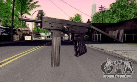 PP Cunha para GTA San Andreas
