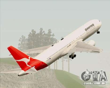 Boeing 767-300ER Qantas (Old Colors) para GTA San Andreas