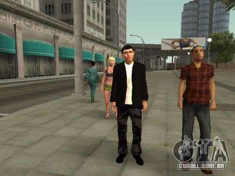 Denis Antoshin para GTA San Andreas segunda tela