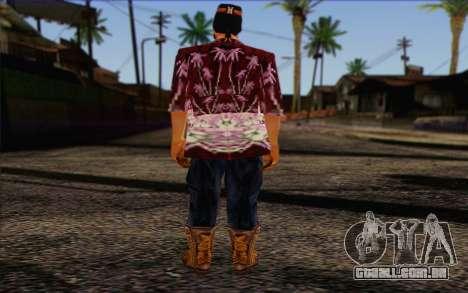 Cartel from GTA Vice City Skin 1 para GTA San Andreas segunda tela
