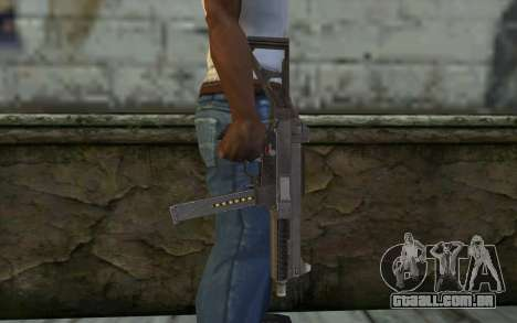 UMP45 from Spec Ops: The Line para GTA San Andreas terceira tela