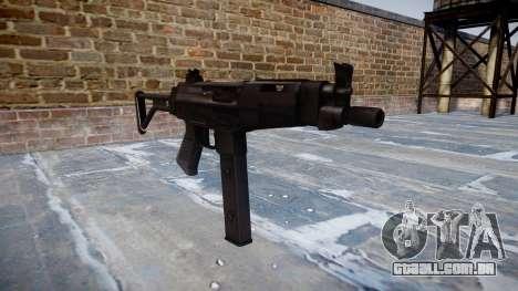 Arma da Taurus MT-40 buttstock2 icon1 para GTA 4