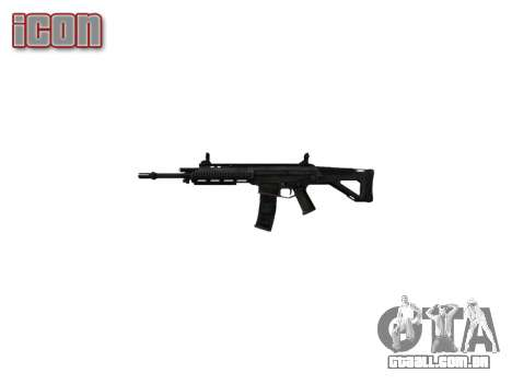 Máquina Magpul Massada ACW-R icon2 para GTA 4 terceira tela