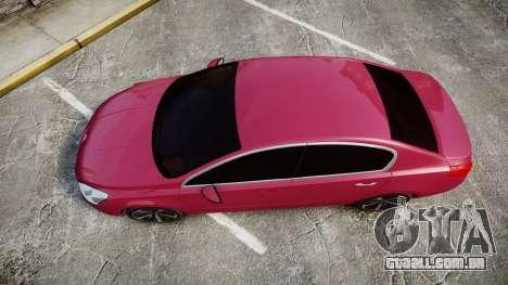 Peugeot 508 v1.2 para GTA 4 vista direita