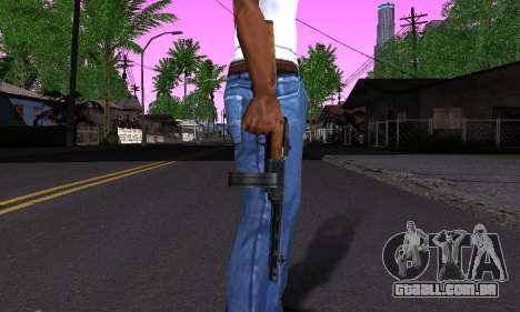 Arma Shpagina para GTA San Andreas terceira tela