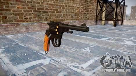 O Revólver Nagant M1895 para GTA 4