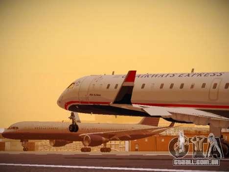 Bombardier CRJ-700 US Airways Express para GTA San Andreas