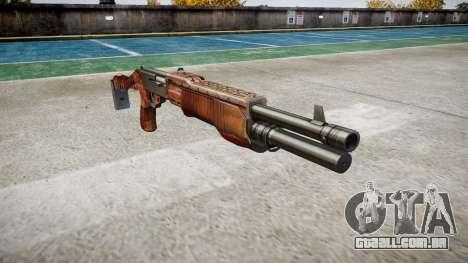 Ружье Franchi SPAS-12 Bacon para GTA 4