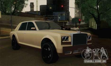 Enus Super Diamond para GTA San Andreas