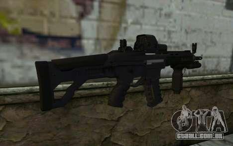 LK-05 v3 para GTA San Andreas segunda tela