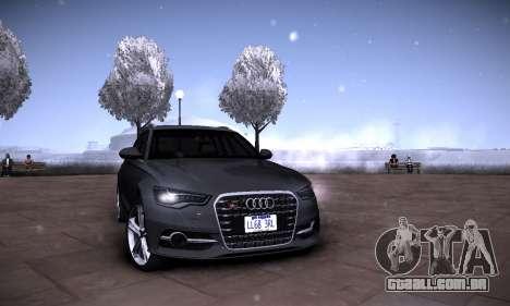 Gráfico mod para médias PC 2.0 para GTA San Andreas oitavo tela