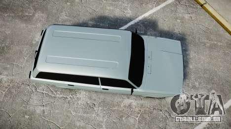 VAZ-2104 hooligan Azerbaijani velho estilo para GTA 4 vista direita