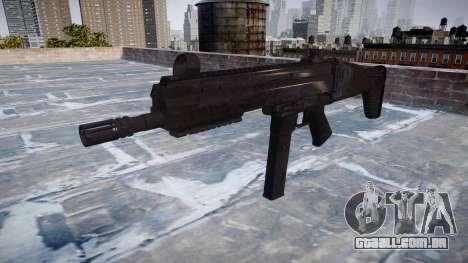 Arma SMT40 com bunda icon2 para GTA 4