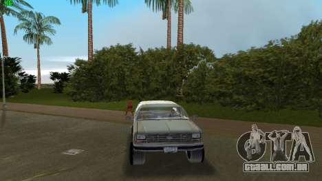 Ford Bronco 1985 para GTA Vice City