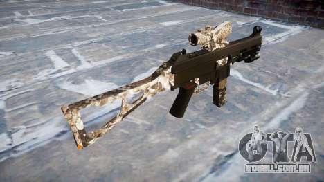 Arma UMP45 Viper para GTA 4 segundo screenshot