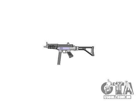 Arma da Taurus MT-40 buttstock2 icon4 para GTA 4 terceira tela