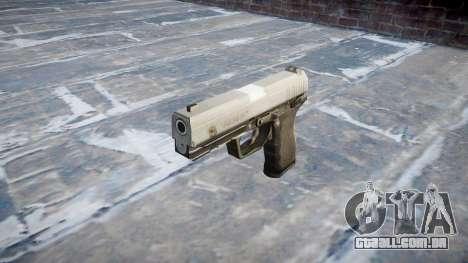 Pistola Taurus 24-7 de titânio icon2 para GTA 4