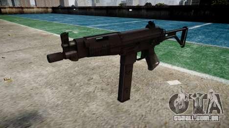 Arma da Taurus MT-40 buttstock2 icon4 para GTA 4