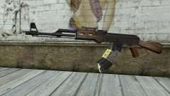 AK47 from Firearms v2 para GTA San Andreas